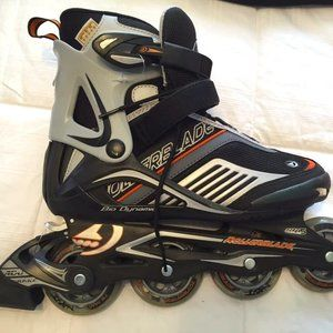Rollerblade Spirit Blade XT Inline Skates + Pads